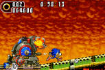 Sonic Advance 2 GBA 090