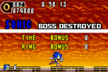 Sonic Advance 2 GBA 091