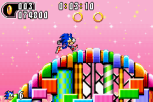 Sonic Advance 2 GBA 096