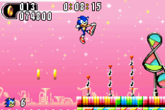Sonic Advance 2 GBA 098