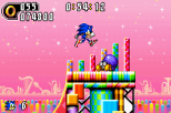 Sonic Advance 2 GBA 105
