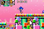 Sonic Advance 2 GBA 106