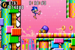 Sonic Advance 2 GBA 107
