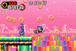 Sonic Advance 2 GBA 112