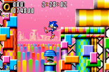 Sonic Advance 2 GBA 114