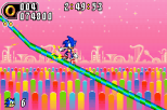 Sonic Advance 2 GBA 116