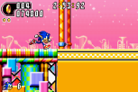Sonic Advance 2 GBA 117