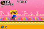 Sonic Advance 2 GBA 118