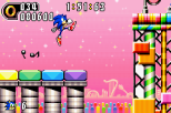 Sonic Advance 2 GBA 126