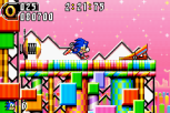Sonic Advance 2 GBA 128