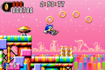 Sonic Advance 2 GBA 129