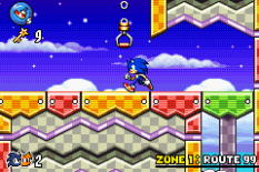 Sonic Advance 3 GBA 011