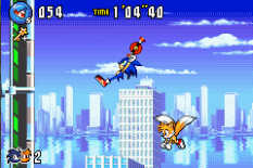 Sonic Advance 3 GBA 021