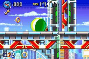 Sonic Advance 3 GBA 023