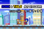 Sonic Advance 3 GBA 028