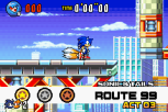 Sonic Advance 3 GBA 030