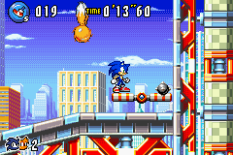 Sonic Advance 3 GBA 032