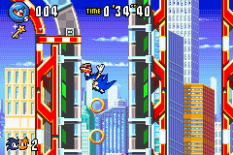Sonic Advance 3 GBA 033