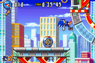 Sonic Advance 3 GBA 034