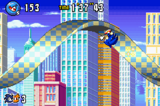 Sonic Advance 3 GBA 042