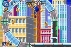 Sonic Advance 3 GBA 043