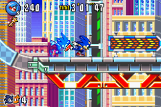 Sonic Advance 3 GBA 044