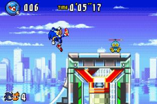 Sonic Advance 3 GBA 053