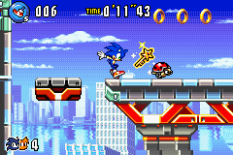 Sonic Advance 3 GBA 054