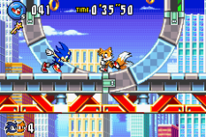 Sonic Advance 3 GBA 055