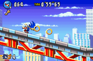 Sonic Advance 3 GBA 056