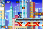 Sonic Advance 3 GBA 060
