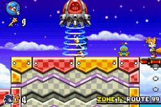 Sonic Advance 3 GBA 065