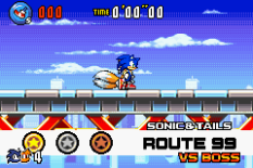 Sonic Advance 3 GBA 066