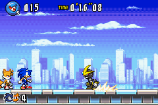 Sonic Advance 3 GBA 067