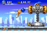 Sonic Advance 3 GBA 070