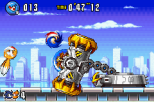 Sonic Advance 3 GBA 071