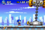 Sonic Advance 3 GBA 072