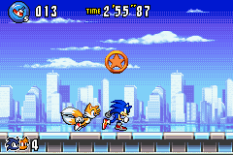 Sonic Advance 3 GBA 076