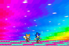 Sonic Advance 3 GBA 077