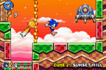 Sonic Advance 3 GBA 082