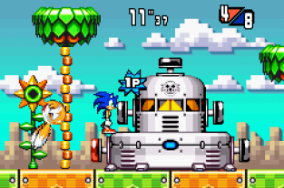 Sonic Advance 3 GBA 086