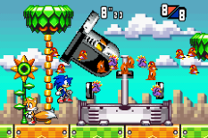 Sonic Advance 3 GBA 087