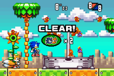 Sonic Advance 3 GBA 088