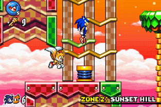 Sonic Advance 3 GBA 089