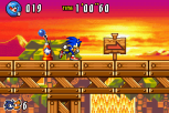 Sonic Advance 3 GBA 096