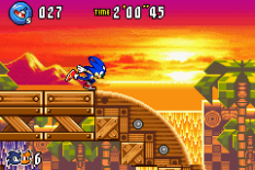 Sonic Advance 3 GBA 098