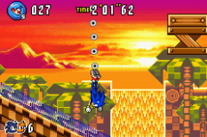 Sonic Advance 3 GBA 099
