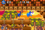 Sonic Advance 3 GBA 101
