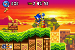 Sonic Advance 3 GBA 102