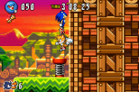 Sonic Advance 3 GBA 104